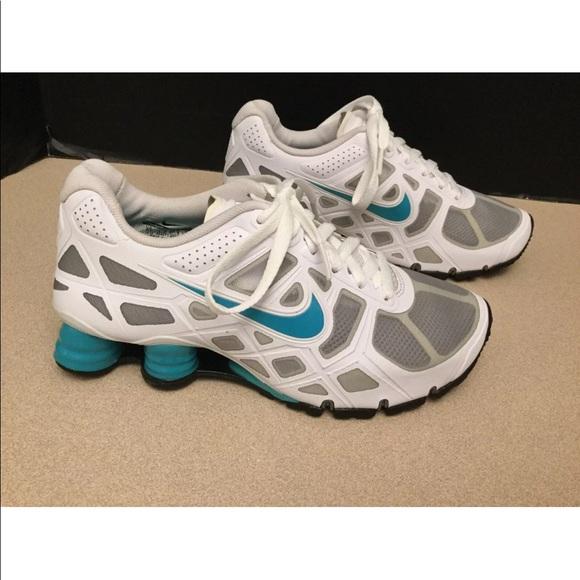 sports shoes 5c91c 861d4 New! Womens Nike Shox Turbo Running Shoes. SZ 6.5
